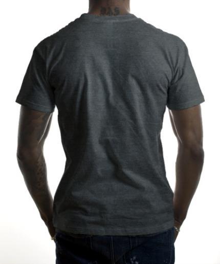 T-Shirts - Born & Raised Personalised T-Shirt - Image 3