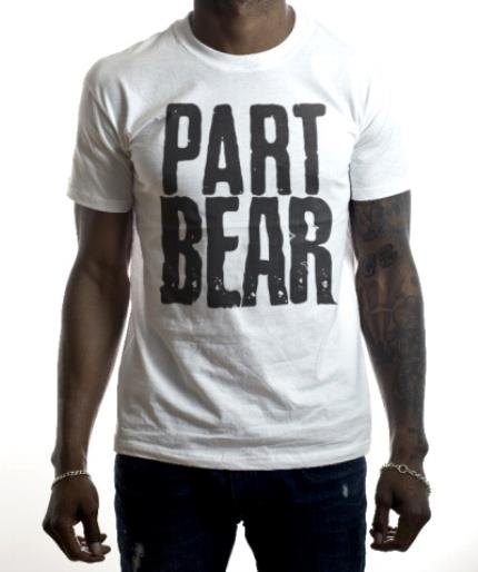 T-Shirts - Part Bear Personalised T-Shirt - Image 2
