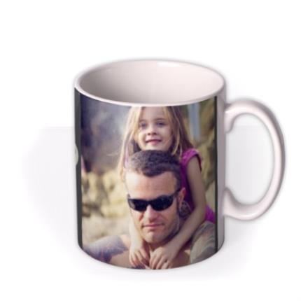 Mugs - Father's Day Strong Photo Upload Mug - Image 2