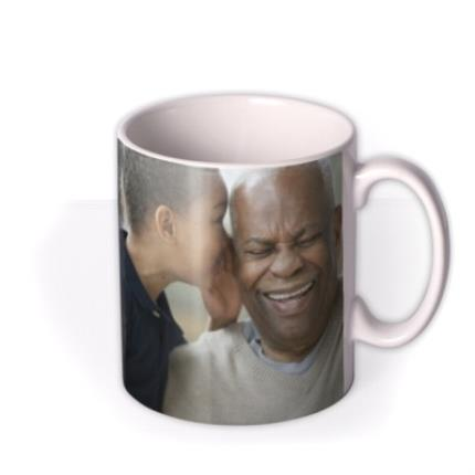 Mugs - Number One Grandad Happy Father's Day Mug - Image 2