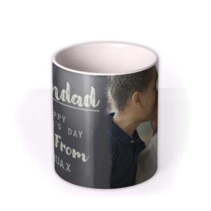 Mugs - Number One Grandad Happy Father's Day Mug - Image 3