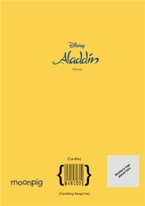 Greeting Cards - Aladdin - Genie Birthday Moods - funny humour comedy Birthday Card - Image 4
