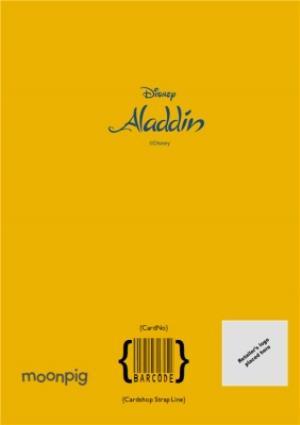 Greeting Cards - Aladdin Son Birthday Card - Genie Have a Phenomenal Birthday - Image 4