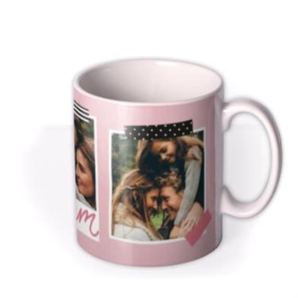Mugs - Mother's Day Mug - Mum - photo upload mug - Image 2