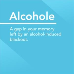 Greeting Cards - Alternative Type Alcohol Definition Definition Card - Image 1