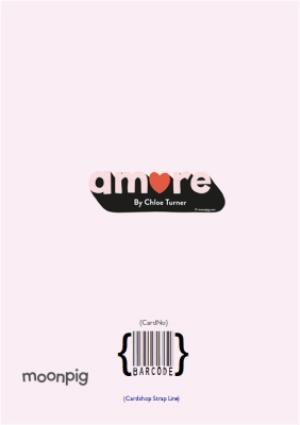 Greeting Cards - Amore I Love You More Than Cats Personalised Card - Image 4