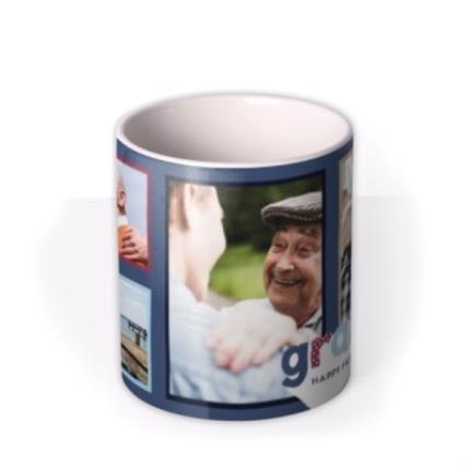 Mugs - Grandad Father's Day Photo Upload Mug - Image 3