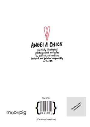 Greeting Cards - Angela Chick Bestie Birthday Card - Image 4