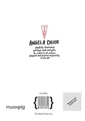 Greeting Cards - Angela Chick Empathy it's ok, it's hard but you are strong Sobriety Sober Teetotal personalised Card - Image 4