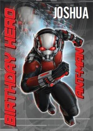 Greeting Cards - Ant-Man Card - Image 1