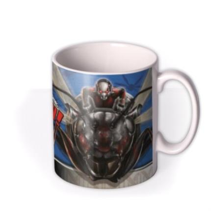 Mugs - Marvel Ant-Man Riding Personalised Mug - Image 2