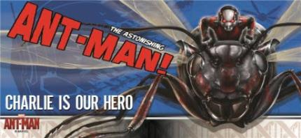 Mugs - Marvel Ant-Man Riding Personalised Mug - Image 4