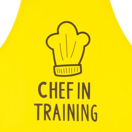 Gifts For Home - Chef In Training Kids Apron - Image 2