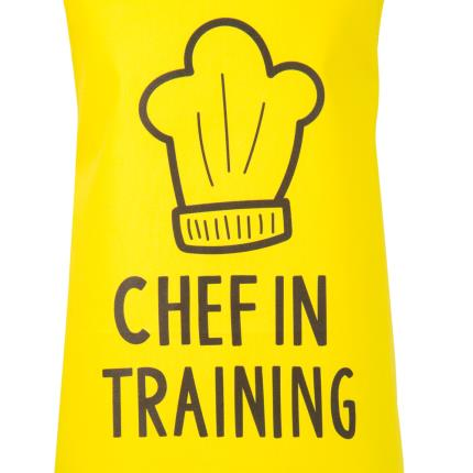 Gifts For Home - Chef In Training Kids Apron - Image 3
