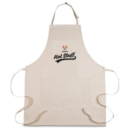 Gifts For Home - Personalised Hot Stuff Apron - Image 1