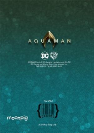 Greeting Cards - Aquaman - Happy birthday Card - Image 4