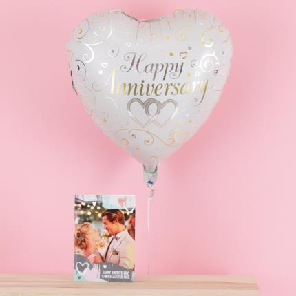 Balloons - Anniversary Balloon - Image 1
