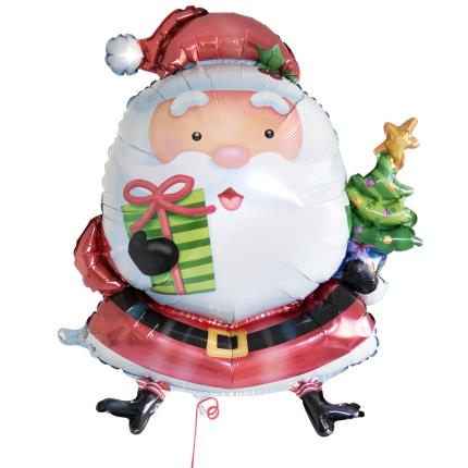 Balloons - Giant Santa Balloon - Image 2