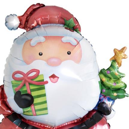 Balloons - Giant Santa Balloon - Image 4