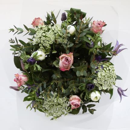 Flowers - Luxury Hat Box - Image 2
