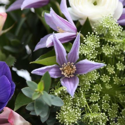 Flowers - Luxury Hat Box - Image 3