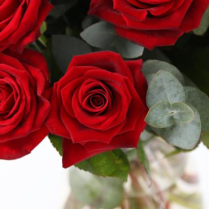 Flowers - Two Dozen Red Roses - Image 3