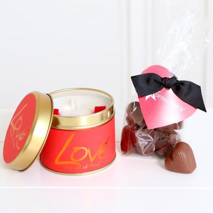 Flowers - True Love Gift Set - Image 3