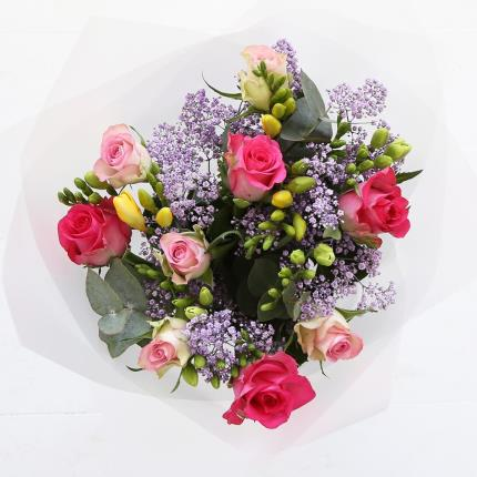 Flowers - Rose and Freesia - Image 3