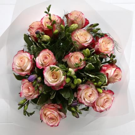 Flowers - Luxury Rose & Freesia - Image 2