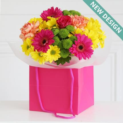 Flowers - Happy Birthday Gift Set - Image 3