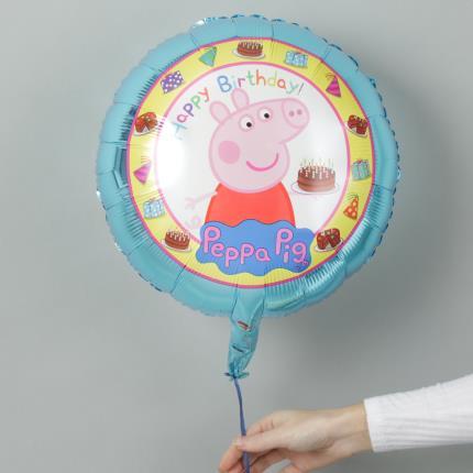 Balloons - Peppa Pig Balloon - Image 2