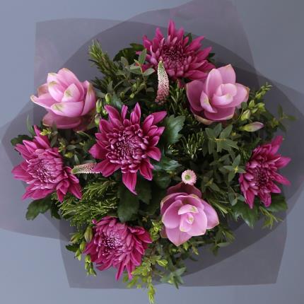 Flowers - Premium Curcuma Bouquet - Image 2