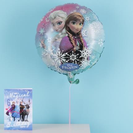 Balloons - Frozen Balloon - Image 2