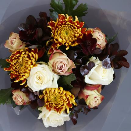 Flowers - Chocolate Bouquet - Image 2