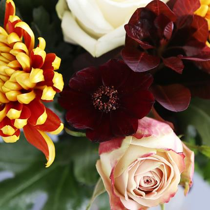 Flowers - Chocolate Bouquet - Image 3