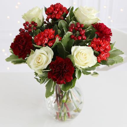 Flowers - Christmas Bouquet - Image 2