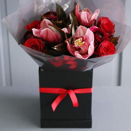 Flowers - Premium Love Box - Image 2