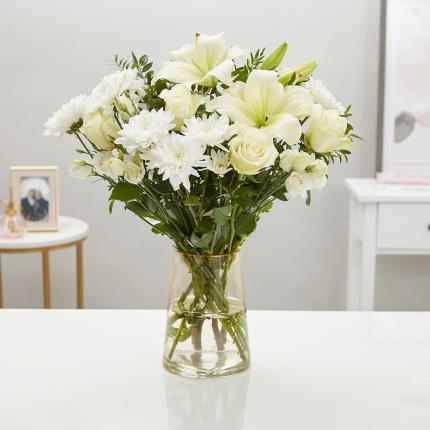 Flowers - The White Pearl - Image 2