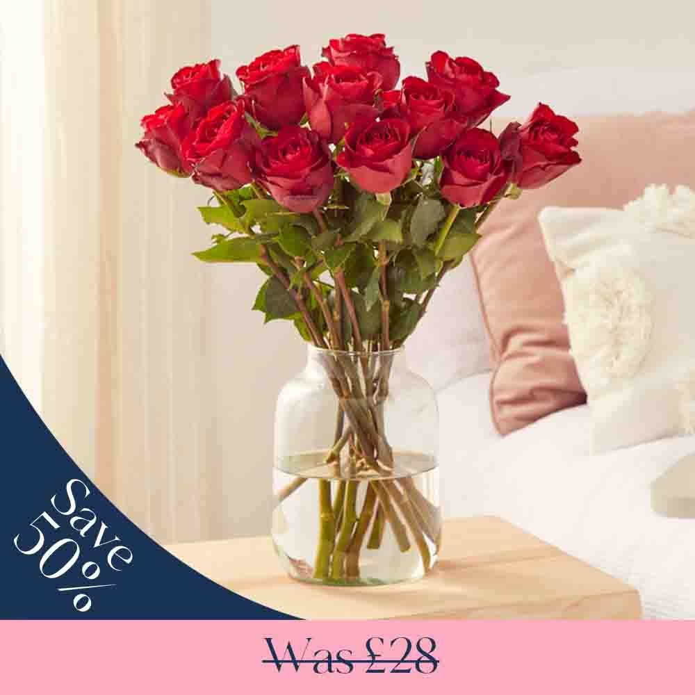 Flowers - The 12 Red Roses - Image 2