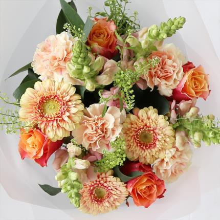 Flowers - Peachy Blush - Image 2