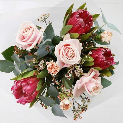 Flowers - Rose and Protea - Image 2