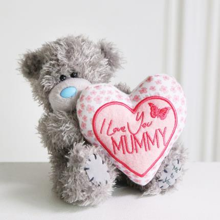 Flowers - Mother's Day Tatty Teddy Gift Set - Image 4