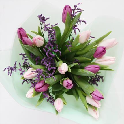 Flowers - Pretty Tulips Gift Set - Image 2