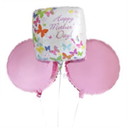 Balloons - Happy Mother's Day Balloon Gift Set - Image 1