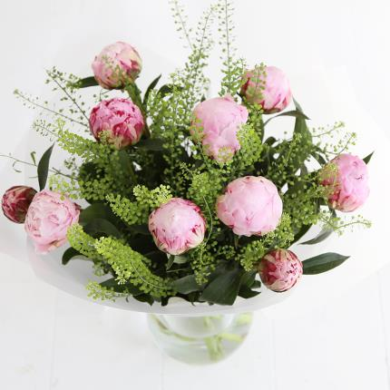Flowers - Peony Bouquet - Image 3