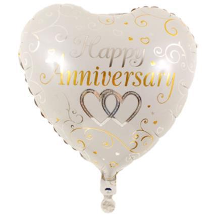 Gifts (non customisable) - Happy Anniversary Balloon - Image 2