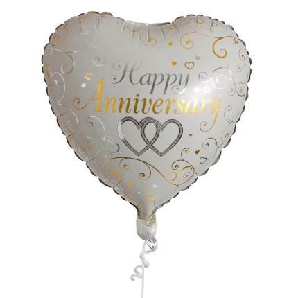 Gifts (non customisable) - Happy Anniversary Balloon - Image 4