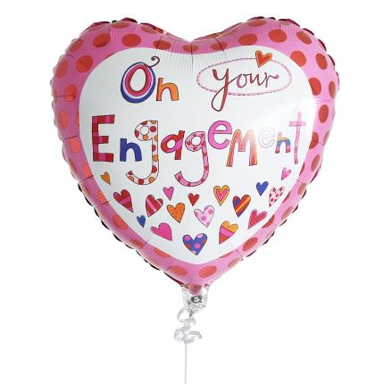 Balloons - Engagement Balloon - Image 1
