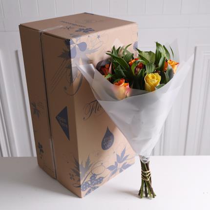 Flowers - Autumn Rose & Alstroemeria - Image 2