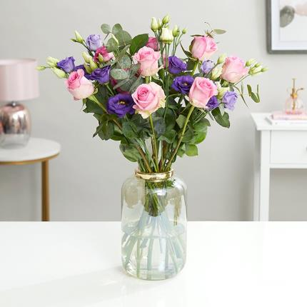 Flowers - The Rose & Lisianthus - Image 2